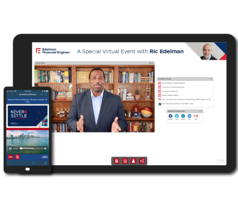 EDELMAN FINANCIAL ENGINES DRIVES CONVERSION WITH ON24 EXPERIENCES